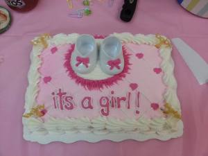 sarahs baby shower cake yv